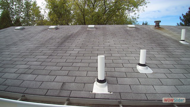 Roof Inspection: Rural Home - Ontario, NY